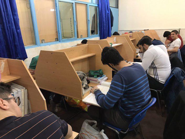 اردوی مطالعاتی و علمی پایه دوازدهم دبیرستان سلام صادقیه (1)