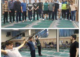 انجمن ورزش دبیرستان سلام صادقیه - ورزش TRX3