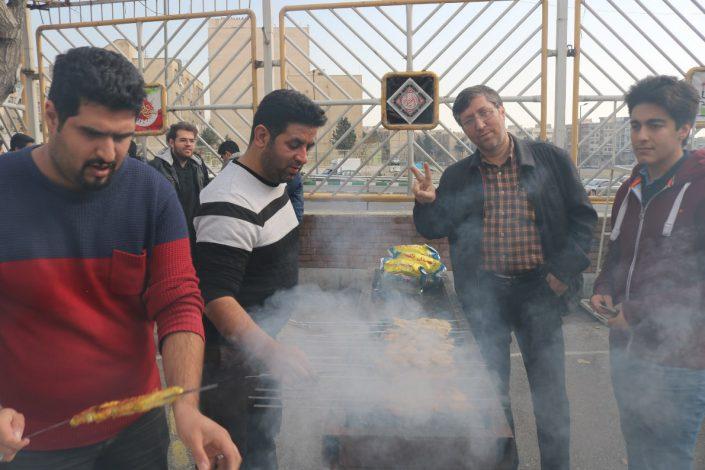 بازارچه یلدا دبیرستان سلام صادقیه (1)