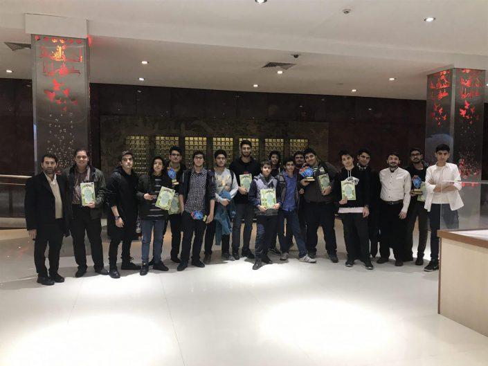نتایج مسابقات اسوه حسنه - دبیرستان سلام صادقیه (13)