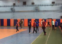 اردوی ورزشی فوتبال استخر پایه دهم دبیرستان سلام صادقیه (2)